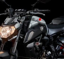 Yamaha 2019 MT07